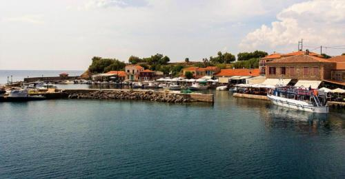 Port molyvos